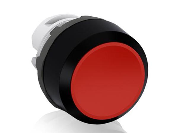 Nút Nhấn Đèn Báo Loại Khối - Nút Nhấn Đỏ (Tự Nhả)