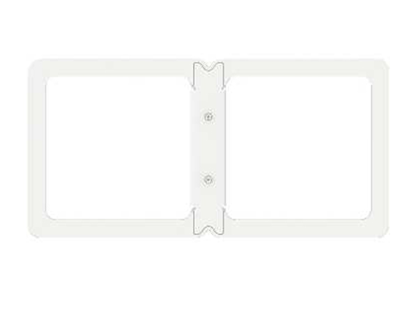 AvatarOn Series Switches and Sockets - 2G Blacket, White