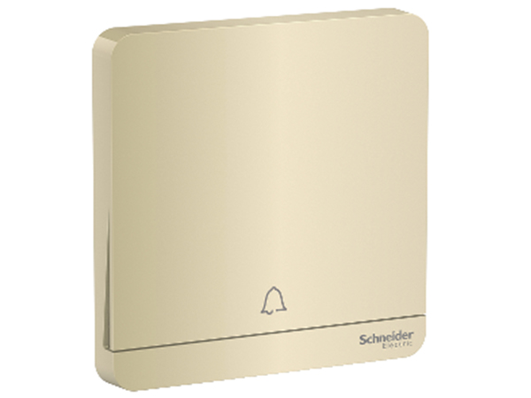 AvatarOn Series Switches and Sockets - 1G Sw Cover, Gold